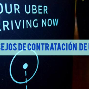 Consejos de Contratación de Uber para Conseguir Nuevo Personal